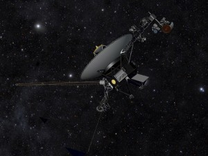 humanity's first interstellar probe
